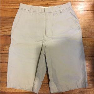 Banana Republic Perfect Khaki Shorts